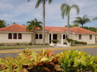 6 Bedroom Villa with Olympic Size Pool in Puerto Plata - Puerto Plata vacation rentals