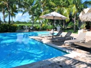 Majestic 6 Bedroom Villa with Courtyard & Swimming Pool in Punta Cana - Puerto Plata Province vacation rentals