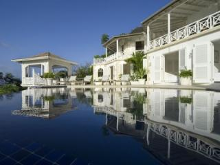 Lovely 5 Bedroom Hillside Villa in Mustique - Mustique vacation rentals