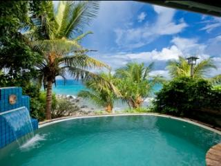 1 Bedroom Beachfront Villa on Nail Bay - British Virgin Islands vacation rentals