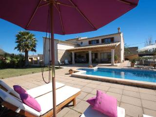 Nice finca with private pool and large garden - Puerto de Alcudia vacation rentals