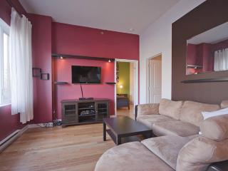 Fully furnished condo  -  474 - Montreal vacation rentals