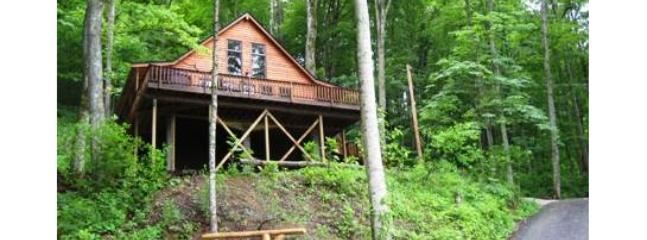 Star Teaser Chalet, Spacious Cabin in Red River Gorge. - Slade vacation rentals