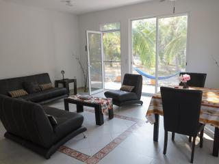 3BD Bungalow with lagoon and ocean access - Mexican Riviera-Pacific Coast vacation rentals