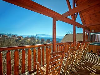 Amazing 3BR/3BA Luxury Cabin w/ Outrageous Mountain Views & Perfect Location! - Pigeon Forge vacation rentals