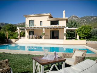 Stylish luxury villa in Porto Heli, Greece - Peloponnese vacation rentals