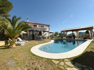 Luxury villa, pool,mini-golf, table tennis, boules - Ardales vacation rentals
