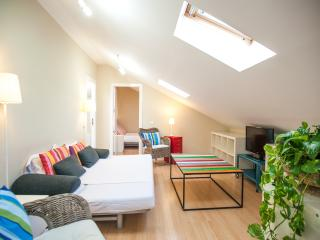 Funky Attic With Large Terrace - Madrid vacation rentals