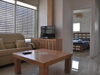 one bedroom apartment in great location in Bat Yam - Gedera vacation rentals