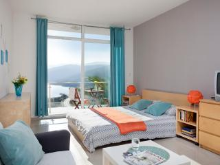 Studio in with panorama sea views on Rabac Bay - Rabac vacation rentals