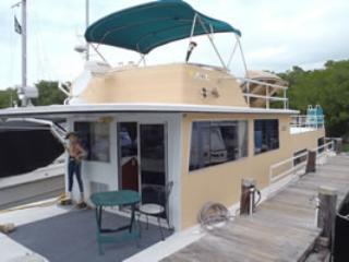 Tobie Dee Houseboat at Gilbert's in Key Largo - Marathon vacation rentals