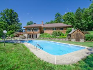 Secluded, Spectacular House with Mount Ascutney Views on 150 Acres - Perkinsville vacation rentals