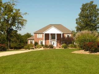 Lafayette Manor & Winery B&B- in the heart of the Ozarks - Waynesville vacation rentals