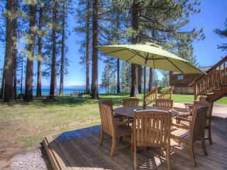 Lake Views From Every Window, Private Beach, Big Yard - South Lake Tahoe vacation rentals