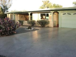 Furnished remodeled  home with  Santa Rita mt view - Green Valley vacation rentals