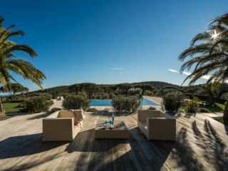 Majestic villa St Tropez 6 bedrooms - Saint-Tropez vacation rentals