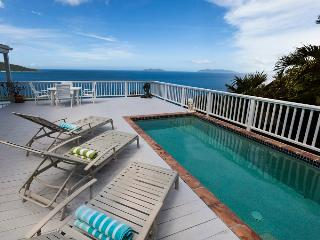 Carefree at Mahogany Run, St. Thomas - Island Views, Cool Breeze, Pool - Mahogany Run vacation rentals