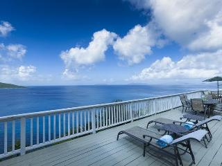 Moonlight at Mahogany Run, St. Thomas - Ocean View, Gated Community, Pool - Mahogany Run vacation rentals