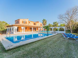 Villa en Pollensa (8 plazas) Ref. 44579 - Balearic Islands vacation rentals