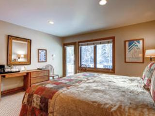 Lion Square Lodge Lodge Room King Bed Valley View - Image 1 - Vail - rentals