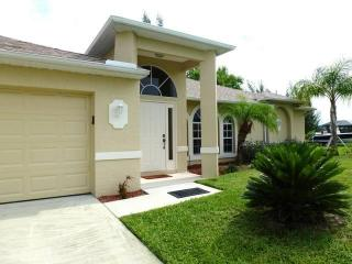 Marita's Place - Boat Dock and Solar Heated Pool - Cape Coral vacation rentals