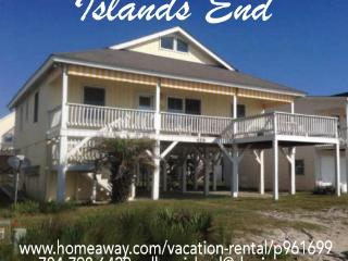 Islands End/Almost Oceanfront Fantastic Ocean View - Ocean Isle Beach vacation rentals