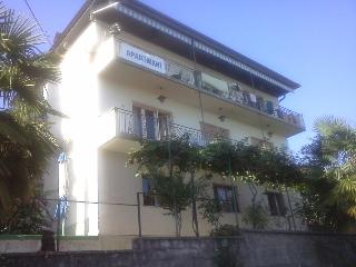 Traditional 2 bedroom apartment Mima for 4 persons in the center of Opatija - Novalja vacation rentals