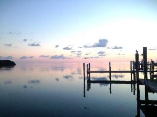 Gulf View Too, 110 Foot' Dock, Swimming Pool - Marathon vacation rentals