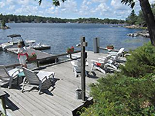 Honey Harbor cottage (#824) - Penetanguishene vacation rentals