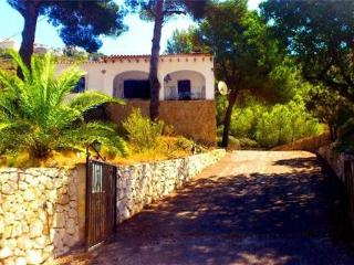 Holiday house for 4 persons in Moraira - Benitachell vacation rentals