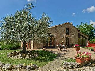 Villa San Gimignano - Windows On Italy - Florence vacation rentals