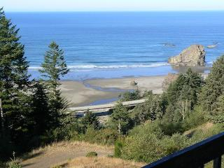 *30% off this week* 12 ACRES ESTATE SPECTACULAR OCEAN VIEWS WITH PRIVATE BEACH ACCESS! - Gold Beach vacation rentals