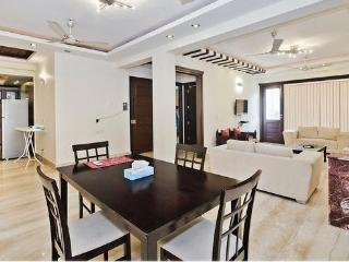 LUXURIOUS 3 BEDROOM NEW SERVICE APARTMENT SOUTH EX - National Capital Territory of Delhi vacation rentals