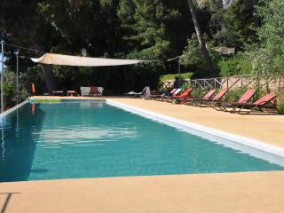 Casa Laghetto whit swimming pool and sea view - Trappeto vacation rentals