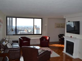 West End One Bed: 30th Floor with Balcony & Views - Greater Boston vacation rentals