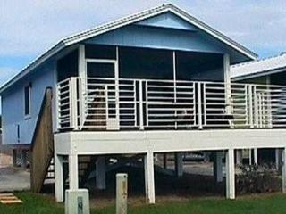 2 Bedroom Bay-front Cottage with Beach Access - Cape San Blas vacation rentals