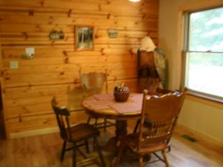 Hikers Cottage in the Hocking Hills of Ohio - Rockbridge vacation rentals