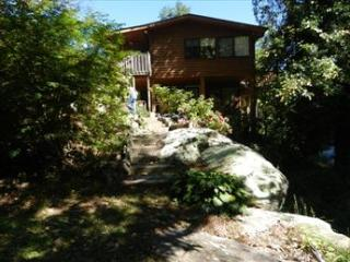 Rocky River Cottage - Lake Lure vacation rentals