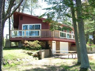 Fish Tale Cottage on Harbor of Castle Rock Lake - Necedah vacation rentals