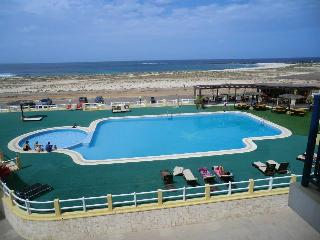 Superb 2 double bed apt with sea and pool views. - Sal vacation rentals