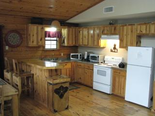 Secluded Privacy - Broken Bow Lake / Beavers Bend Cabin Rental - Broken Bow vacation rentals