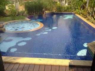 Large Swimming Pool With Jacuzzi and Kids Pool - Pattaya vacation rentals