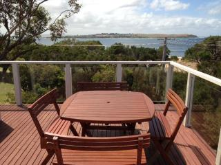 BEACHFRONT HOUSE WITH SPECTACULAR WATER VIEWS FROM TWO DECKS - Newhaven vacation rentals
