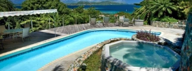 Stylish 1 Bedroom Villa on St. John - Image 1 - Saint John - rentals