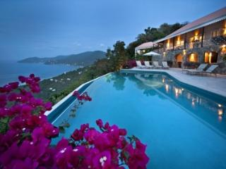 Spectacular 5 Bedroom House with Infinity Edge Pool on Tortola - West End vacation rentals