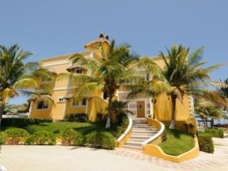 Unique 10 Bedroom Villa with Private Swimming Pool & Jacuzzi in Playa del Secreto - Riviera Maya vacation rentals