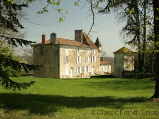 Period French Chateau FRMD105 - Nantheuil vacation rentals