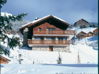 Chalet Nant de Morel FRMS103 - Meribel vacation rentals