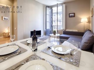 Boulevard 3 Apartment, Elegant Apartment in the Art Gallery District - Barcelona vacation rentals