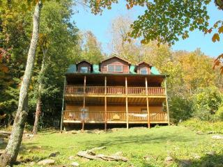 Grandview Lodge Location: Between Boone & Banner Elk / Seven Devils - Boone vacation rentals